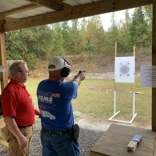 Concealed Weapons | Gun Range | Family First Defense